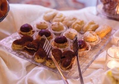 Gardens Menu - Desserts