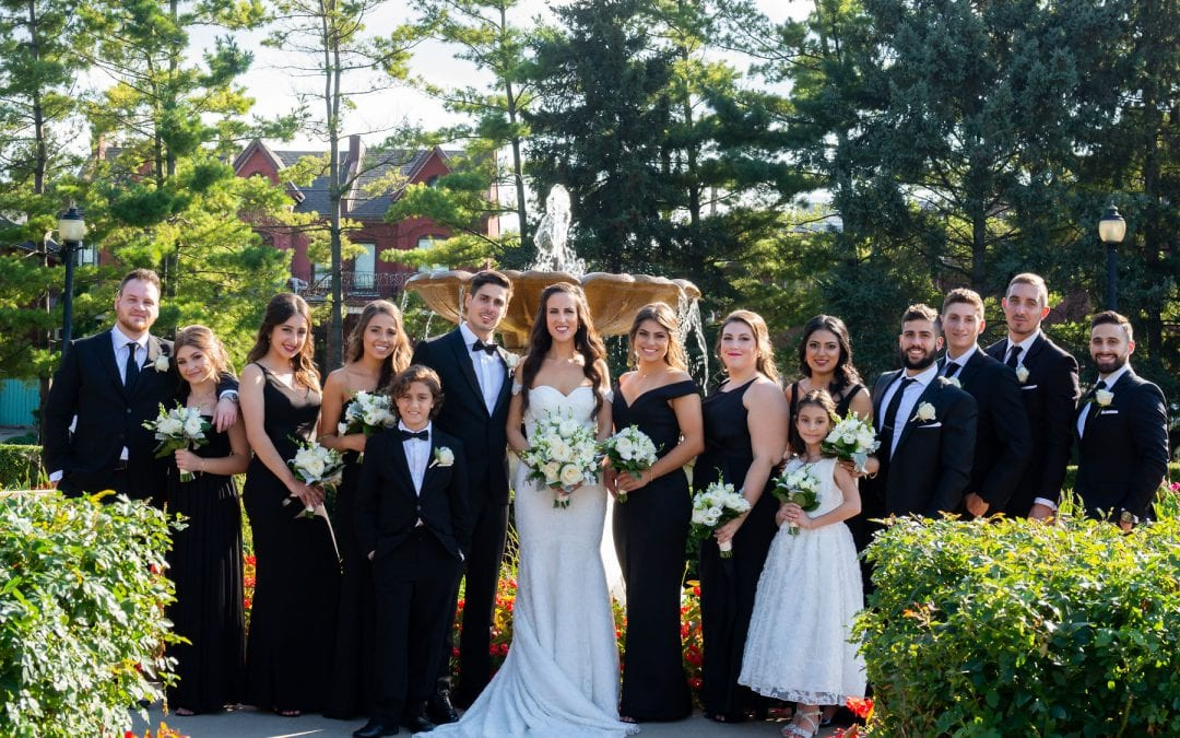 It's all elementary, my dear! – Alexandria and Christopher's LIUNA Station Wedding