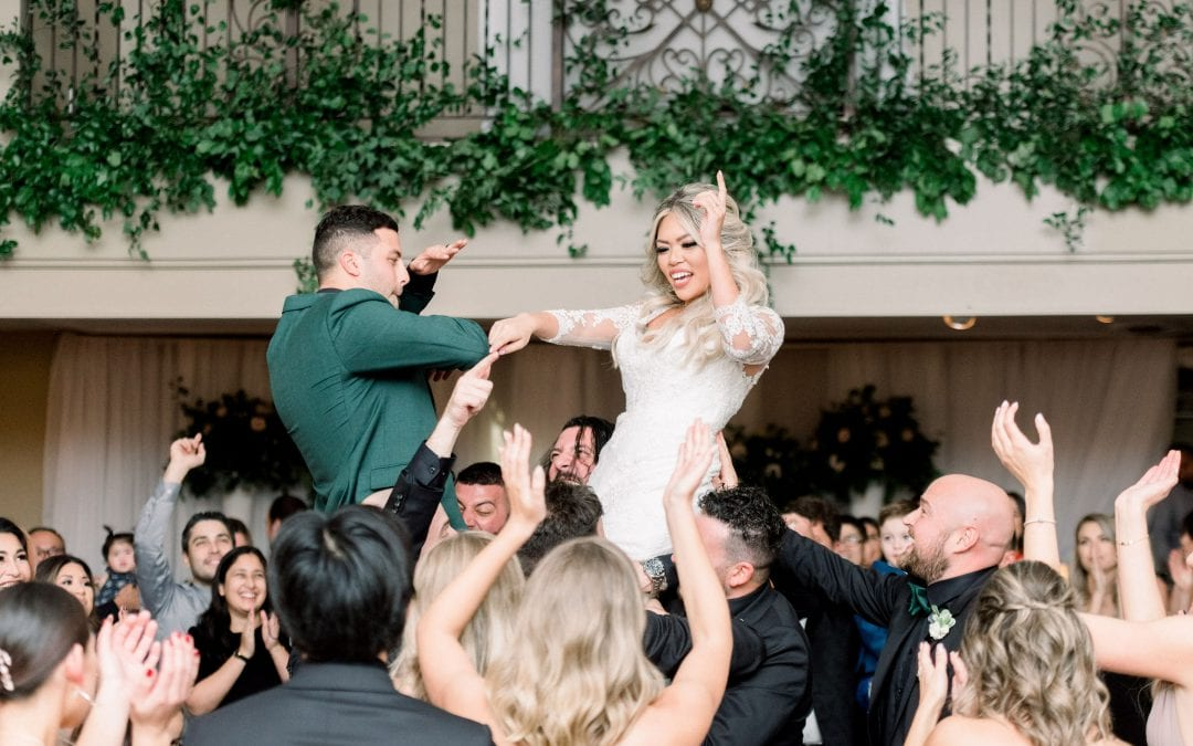 Tuscan influence, delicious food and tons of party people! – Kayla and Sebastian's LIUNA Garden wedding