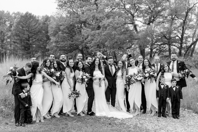 Modern, Beautiful Wedding – an interview with Cristina and Joseph