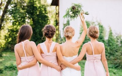 Bridal party trends – how to ask your squad to be part of your big day!